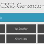 news-css3-generator